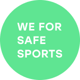 """Team """"We for safe sports"""" supports this project"""